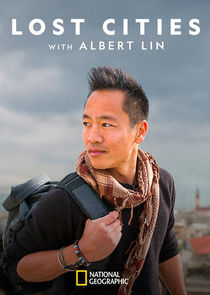 Lost Cities with Albert Lin small logo