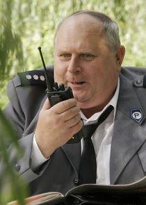 Andrzej Zaborski Henryk Wołkołycki, komendant policji w Królowym Moście