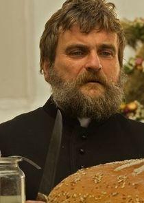 Krzysztof Dzierma ksiądz Antoni, proboszcz w Królowym Moście
