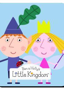 Watch Series - Ben & Holly's Little Kingdom