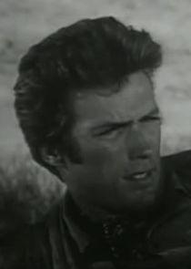 Clint Eastwood Rowdy Yates