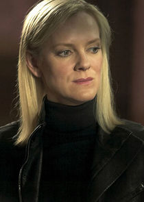 Detective Inspector Carol Jordan