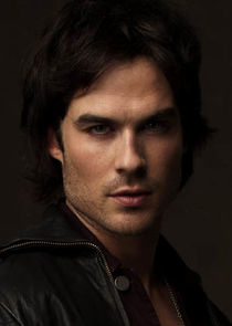Ian Somerhalder Dr. Luther Swann