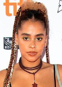 Olive Gray Jess Mensah