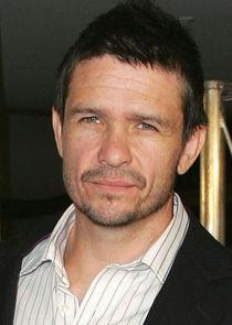 Matthew Nable Federal Agent Jake Harris