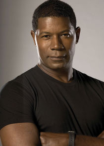 Dennis Haysbert Rudy Jones