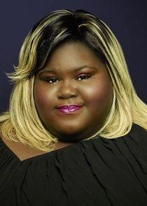 Gabourey Sidibe Becky Williams