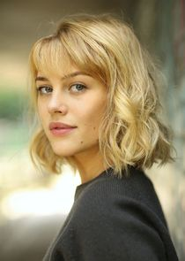 Hannah van der Westhuysen