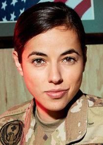 Sergeant Rosa Alvarez