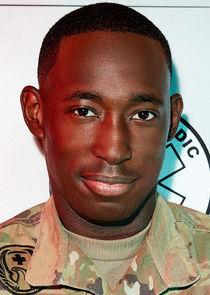 Staff Sergeant Mekhi Davis
