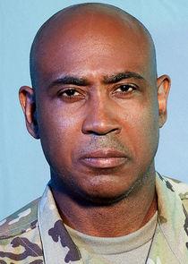 Colonel Harlan Austin