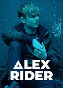 Alex Rider Poster