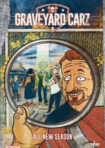 Graveyard Carz cover