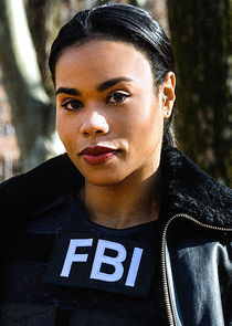 Special Agent Sheryll Barnes