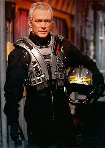 James Morrison Lt.Col. Tyrus Cassius 'T.C.' McQueen