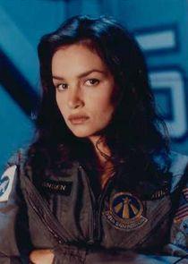 Kristen Cloke Lt. Shane Vansen