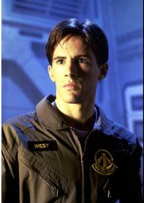 Morgan Weisser Lt. Nathan West