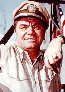 Lieutenant Commander Quinton McHale