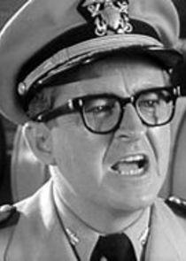 "Captain Wallace ""Wally"" Burton Binghamton U.S.N.R."