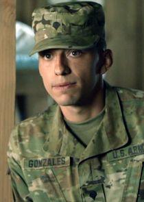 Specialist Arturo Gonzales