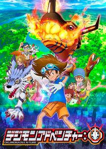 Watch Series - Digimon Adventure: