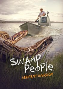 Swamp People: Serpent Invasion small logo