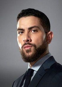 """Special Agent Omar Adom """"OA"""" Zidan"""