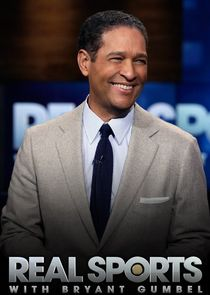 REAL Sports with Bryant Gumbel cover