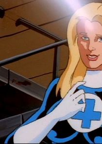 Susan Richards / Invisible Woman