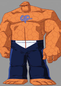 Brian Dobson Ben Grimm / The Thing