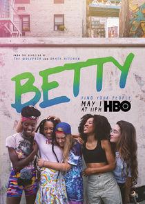 Betty small logo