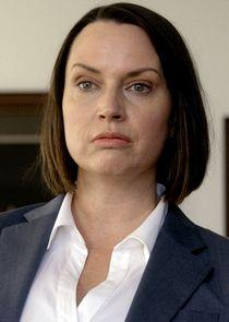 FBI Agent Sylvia Reece