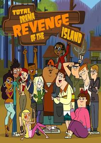 Total Drama Revenge of the Island