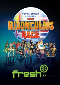 Total Drama The Ridonculous Race