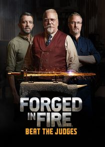 Forged in Fire: Beat the Judges small logo