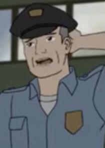 Police Officer #3