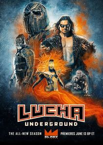 Watch Series - Lucha Underground