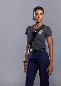 Paramedic Emily Foster