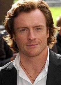 Toby Stephens DI Jack Armstrong