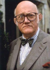 Nicholas Smith Mr. Cuthbert Rumbold