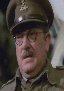 Arthur Lowe Capt. George Mainwaring