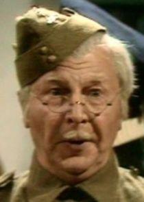 Clive Dunn LCpl. Jack Jones