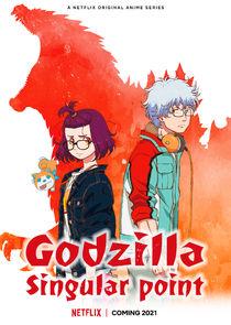 Watch Series - Godzilla Singular Point