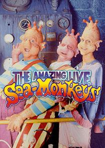 The Amazing Live Sea-Monkeys