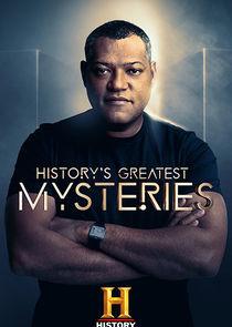 History's Greatest Mysteries small logo