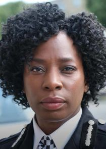 Chief Constable Catherine McKenzie