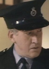 Brian Wilde Prison Officer Mr Henry Barrowclough
