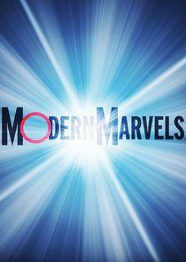 Modern Marvels cover
