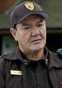 Sheriff Walter Tubb