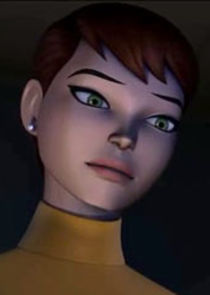 Detective Marcie Brown